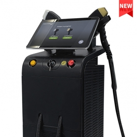Alma soprano ice platinum 755nm 808nm 1064nm Soprano Diode Platinum Laser 1800w Soprano Ice Laser Hair Removal Machine price