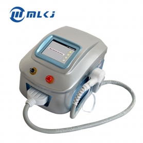 CE FDA ISO high power portable 12 bar 808nm diode laser hair removal machine / 808nm diode laser