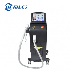 Factory directly 1064nm 755nm 808nm hair removal laser diode triple wavelengths hair removal machine price for sale