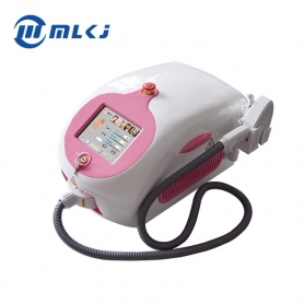 Hot seller portable laser diode 808 nm hair removal permanent painless hair removal beauty machine