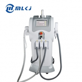 New arrival multifunction salon beauty machine elight 808nm diode hair removal nd yag laser tattoo removal