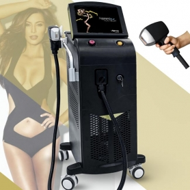 New technology diode laser hair removal triple wavelength 808nm laser hair removal machine price