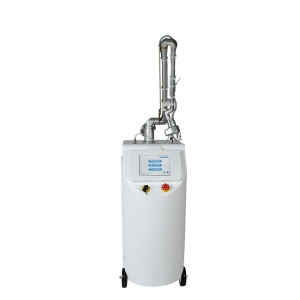 China 40W RF Fractional CO2 laser equipment for acne scar removal stretch mark removal factory