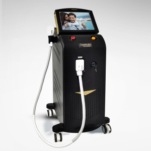 Chine 755nm 808nm 1064nm diode laser 808 diode laser hair removal machine usine