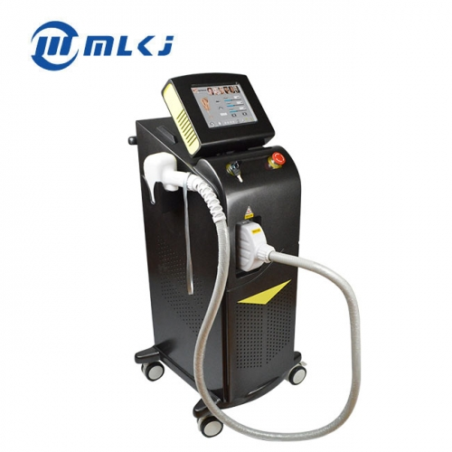 China 808nm diode laser hair removal equipment permanent price without pain factory