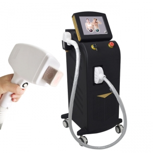El mercado de China Diode Laser 808nm Hair Removal Machine 1000w 808nm Salon Use Laser Hair Removal Diode Machine