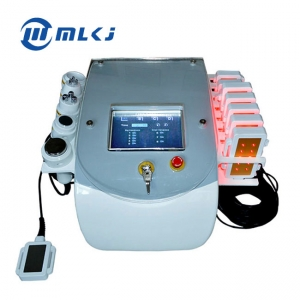 China Effective 40KHZ Laser Liposuction Cavitation Vacuum Liposuction Laser Liposuction Laser Liposuction Machine factory