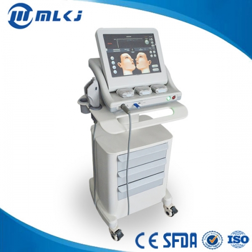 Chine Machine HIFU efficace / HIFU machine de lifting du visage avec un résultat instantané usine