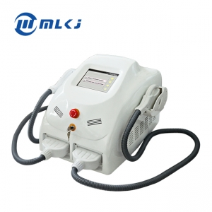 China Elight shr hair removal opt shr permanent hair removal laser beauty machine equipment low price factory
