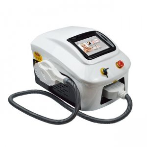 Fabbrica della Cina Freezing painless hair removal korea ipl machine for beauty hospital