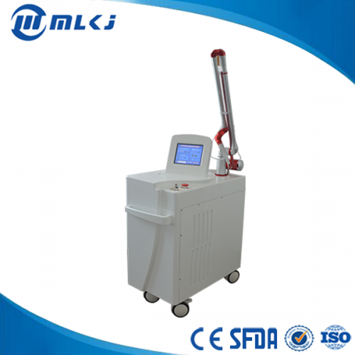 China High power Q-switch ND Yag laser pigmentation removal machine with CE TUV factory