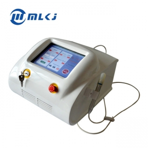 China Mini spider vein removal machine vascular removal 980nm medical diode laser 980 nm equipment factory