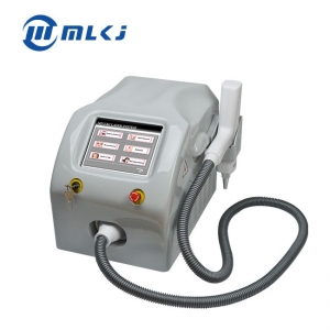 China New high power q switch nd yag laser tattoo removal machine nd yag factory