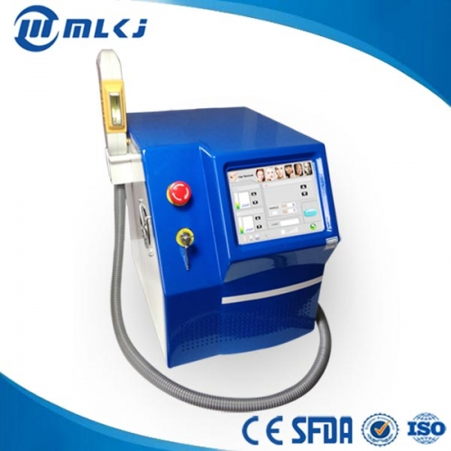 China Portable Elight IPL rf machine with imported xenon lamp factory