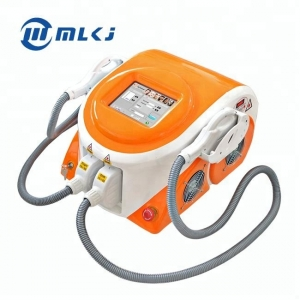China Portable ipl elight shr machine factory price for hair removal factory