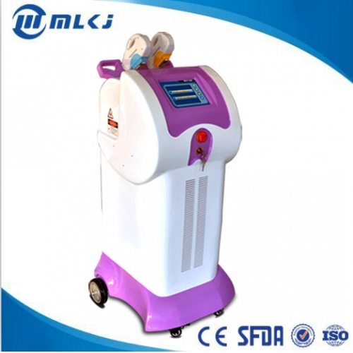 China Professional SHR IPL hair removal machine for salon use factory