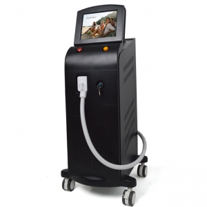 El mercado de China Professional laser hair removal 3 wave diode laser 755 808 1064 laser hair removal machines price