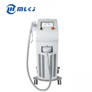 China Super TEC cooling 808 nm diode laser hair removal alma soprano ice platinum beauty salon machine factory