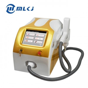 China The latest technology nd yag laser tattoo remover medical ce sfda approved factory
