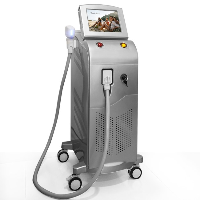 2020 New Diode Laser 755nm 808nm 1064nm Depilazion 3 Wavelength Diode Hair Removal Machine